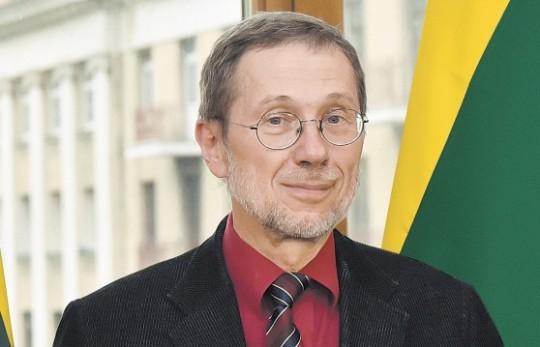 Susitiksime su prof. Liudu Mažyliu