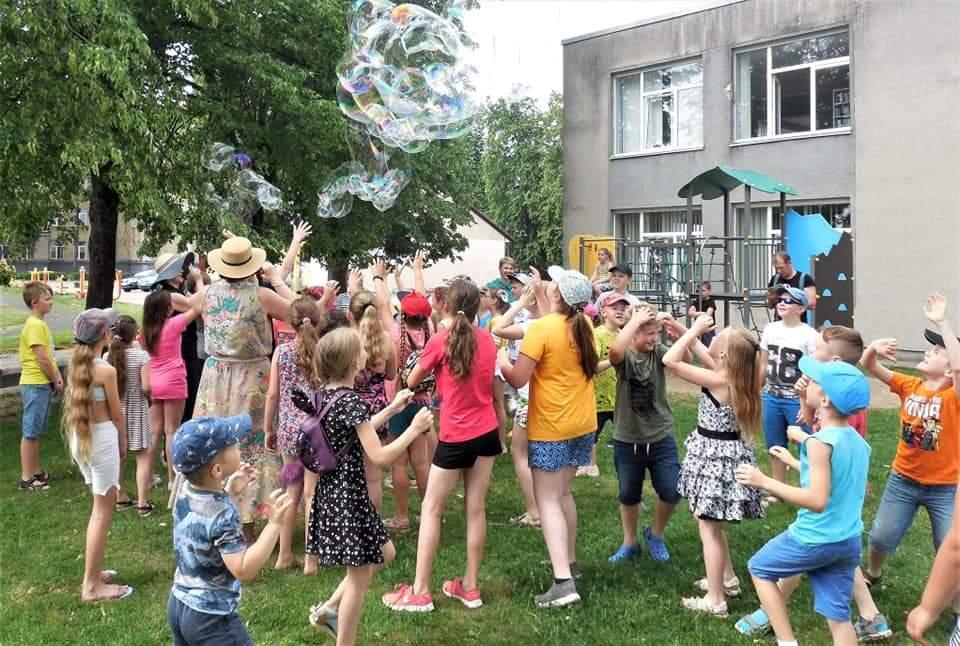 Registracija į vaikų vasaros stovyklas