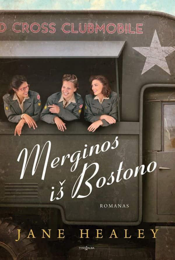 Merginos iš Bostono