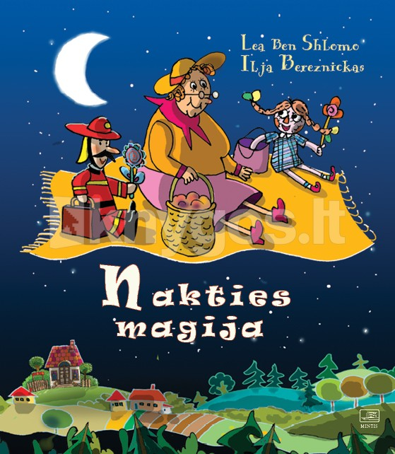 Nakties magija