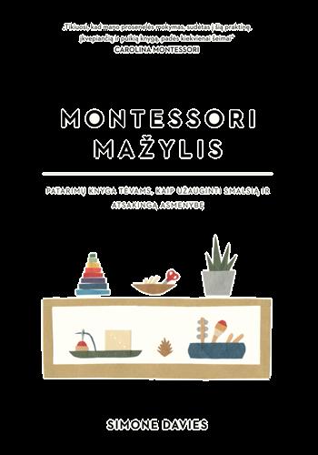 Montessori mažylis